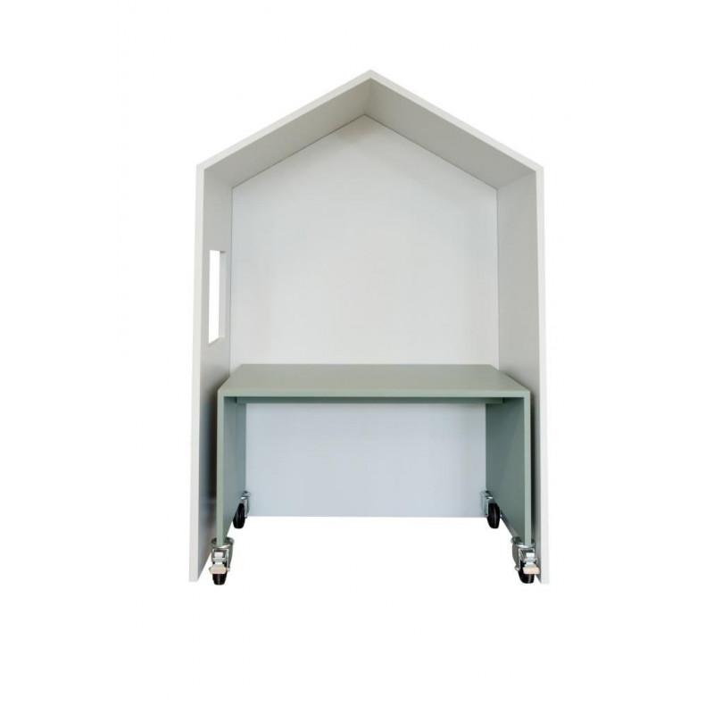 Schreibtisch | Bettdecke