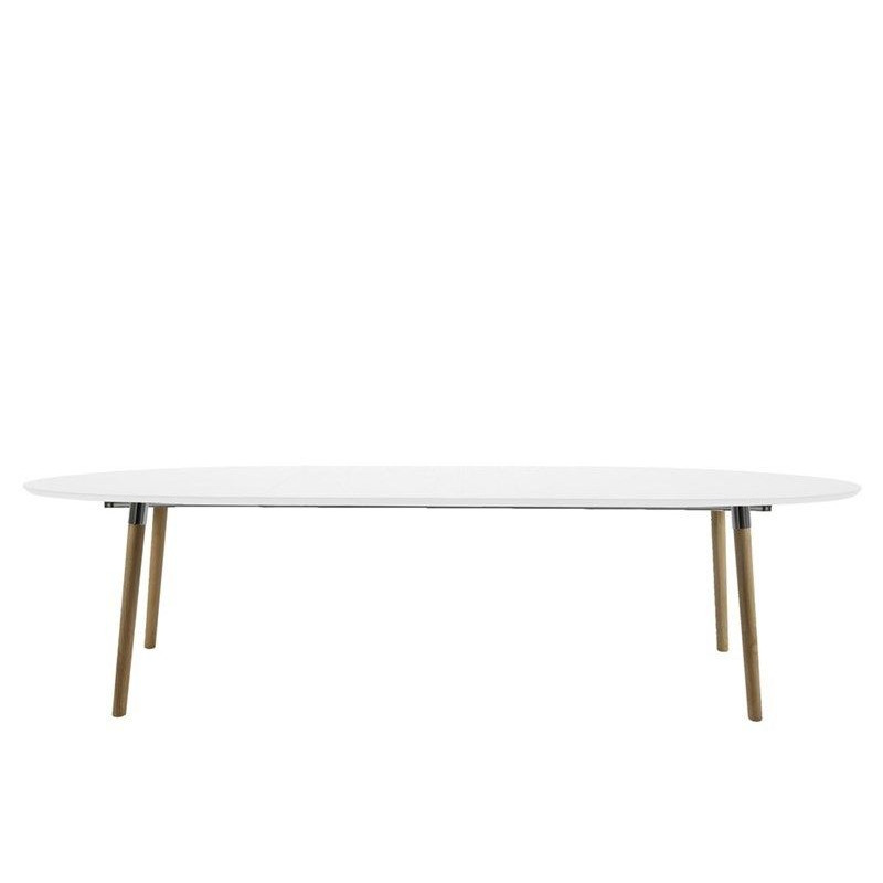 Lin Dining Table 270 cm | White