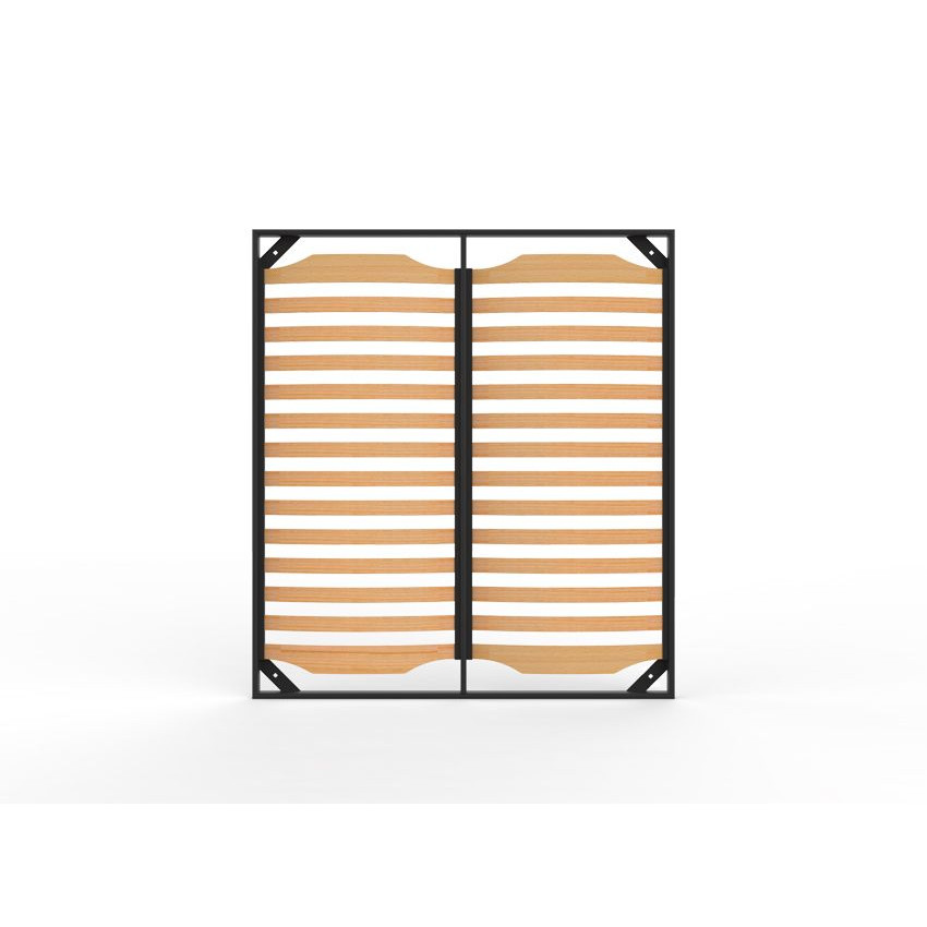Lattenrost für Bett-Led | Schwarz