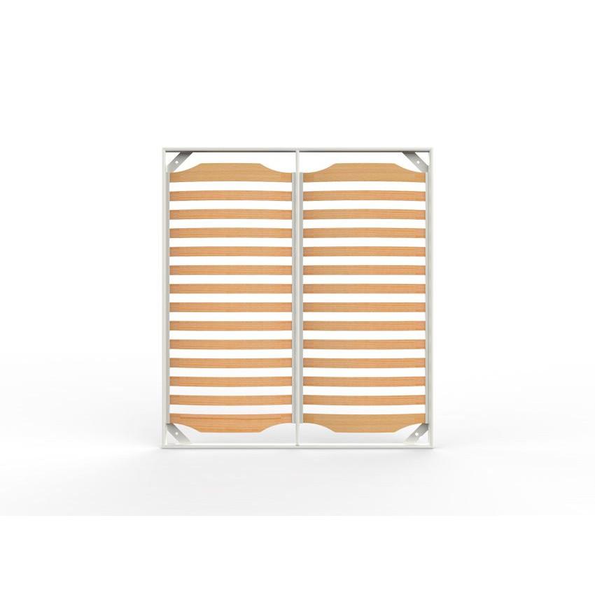 Lattenrost für Bett-Led | Weiß