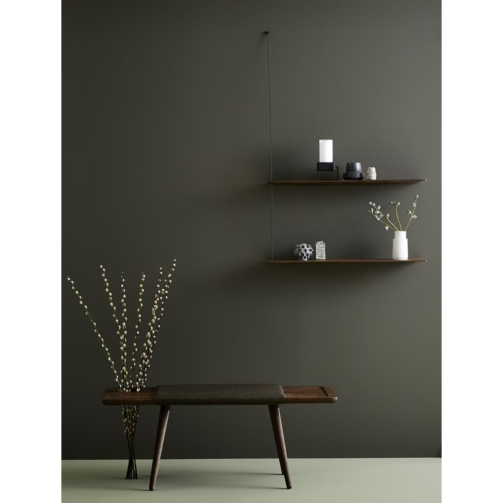 Shelf Stedge | Smoked Oak Large