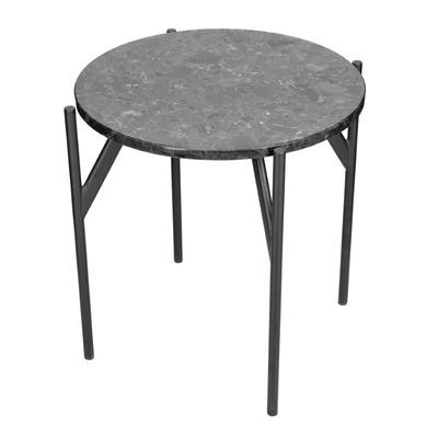 Beistelltisch Air Krysztal I Schwarz