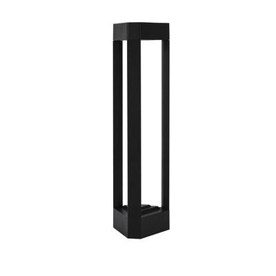 Außenstehleuchte Pax 13,5x12x50 cm I Schwarz