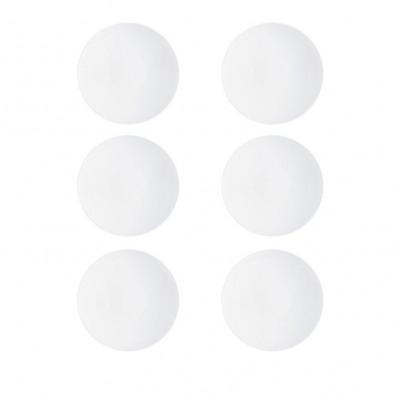 Anna Deep Plates Ø 22 cm   Set of 6