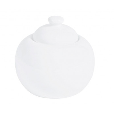 Anna Sugar Bowl with Cover Ø 10 cm