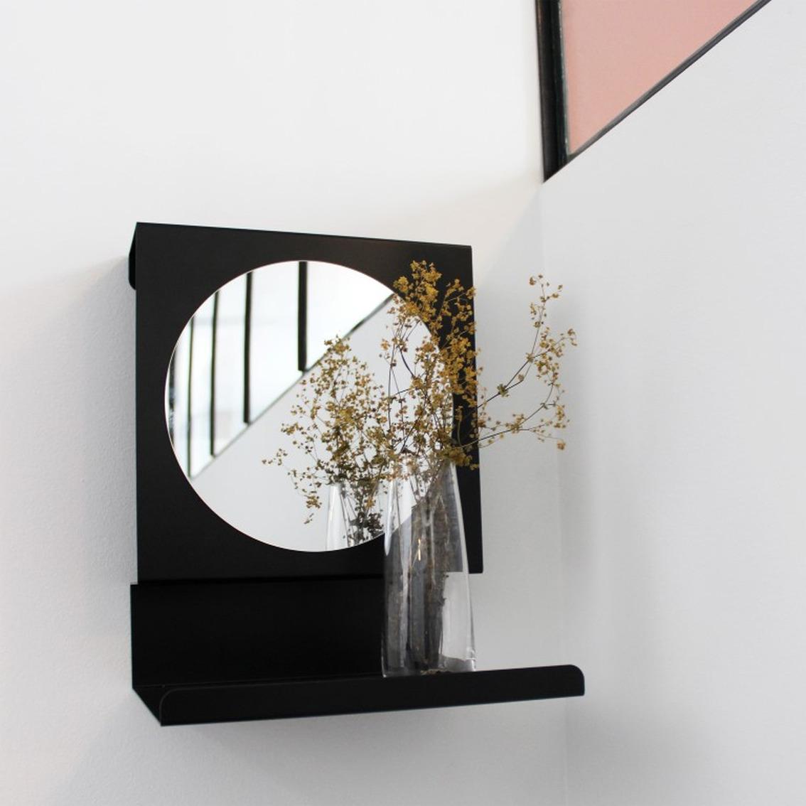 Großer Magnetischer Spiegel | Rund