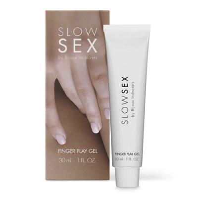 Fingerspiel-Gel Langsamer Sex