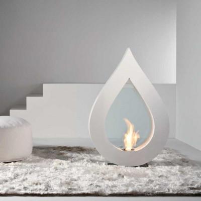 Big Flame Mobile Bio-fireplace