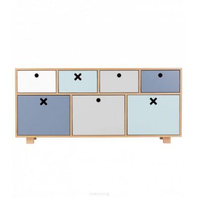 Sideboard Niedrig | Pastell