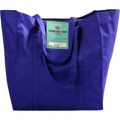 Tote Big Bag | Blauer Pfau