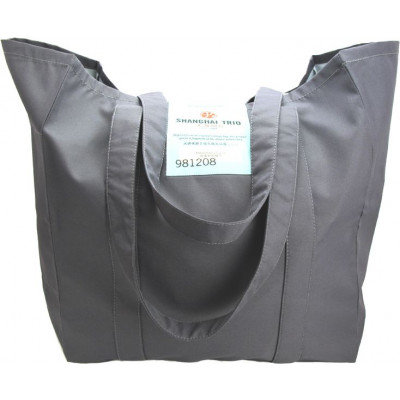 Tote Big Bag | Graue Asche
