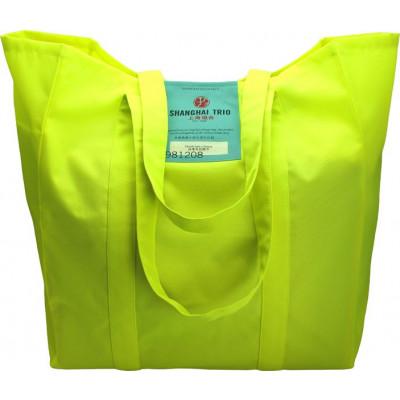 Tote Big Bag | Gelb Fluo