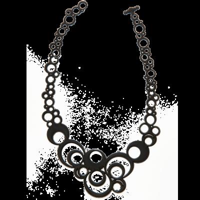 Necklace Night Bubbles | Black