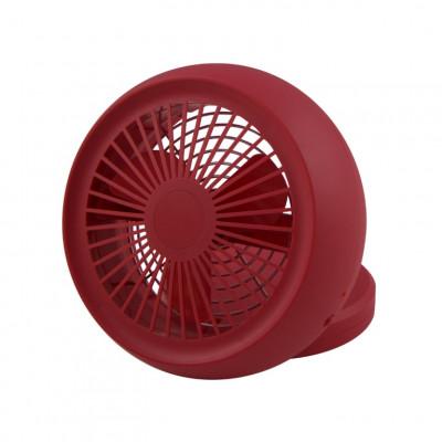 Tischventilator Dinky | Rot