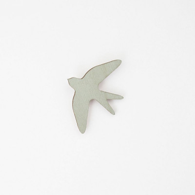 Snug. flower bird   Mint