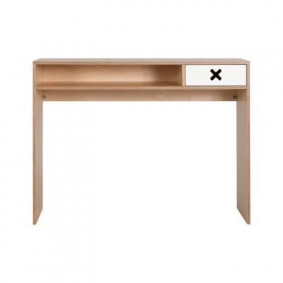 Schreibtisch Klein | Weiß