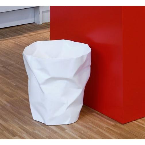 Bin Bin Papierkorb | Weiß