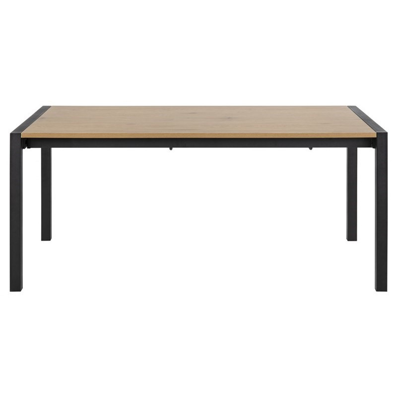 Dining Table with Extension Leaves Bicca | Wild Oak