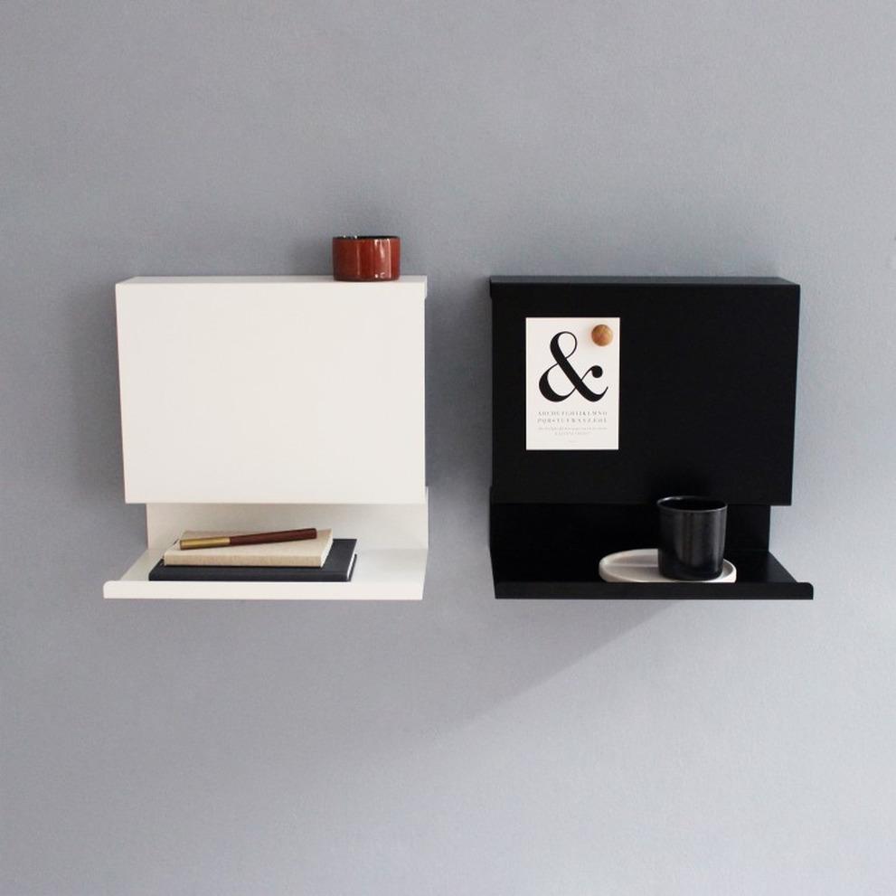 Shelf Big Ledge | Black