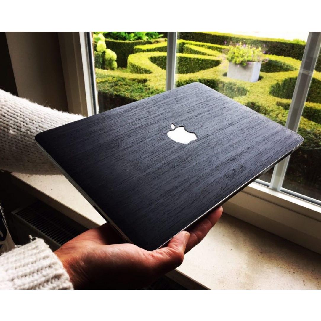 MacBook Cover | Black Ash