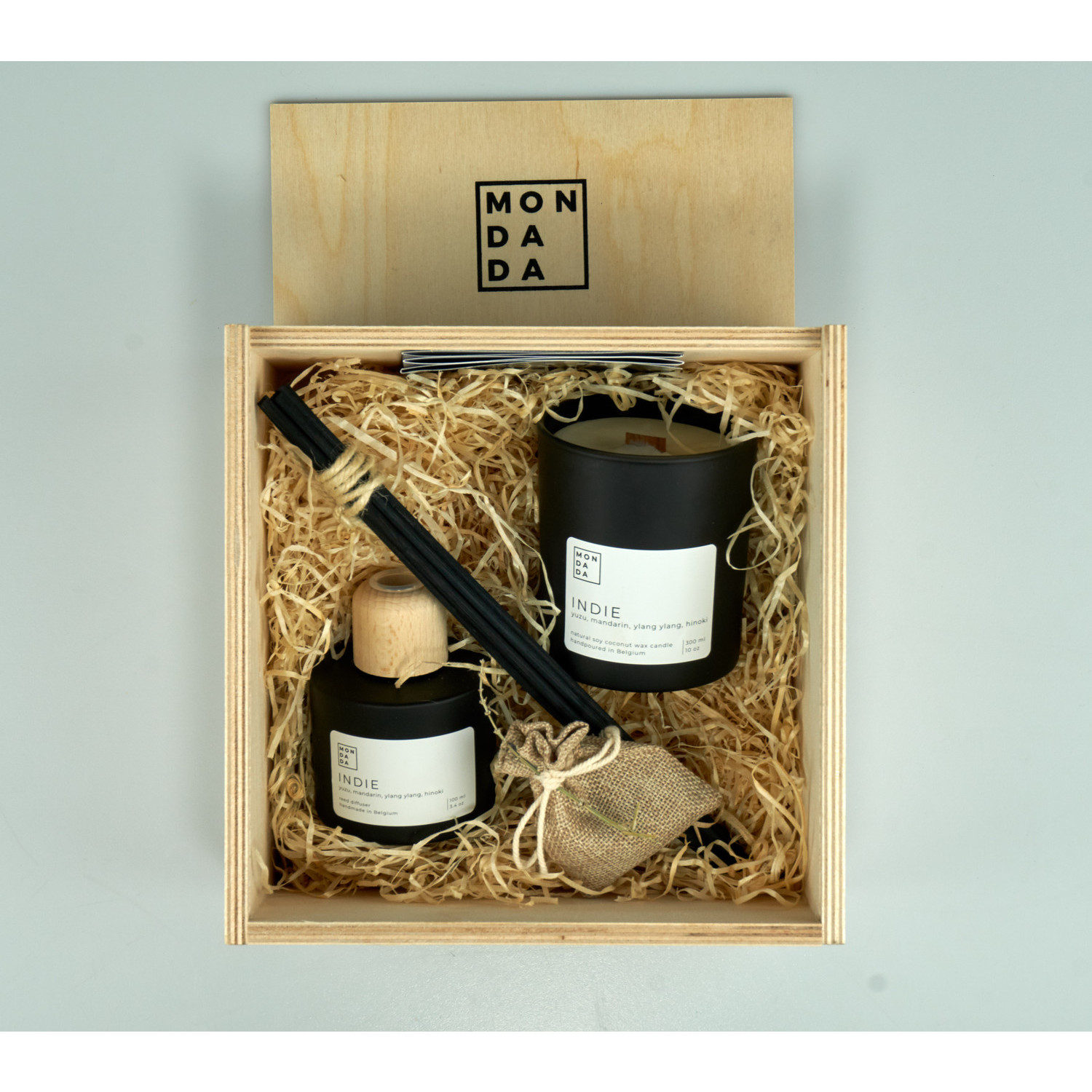 Scented Candle and Diffuser | Indie