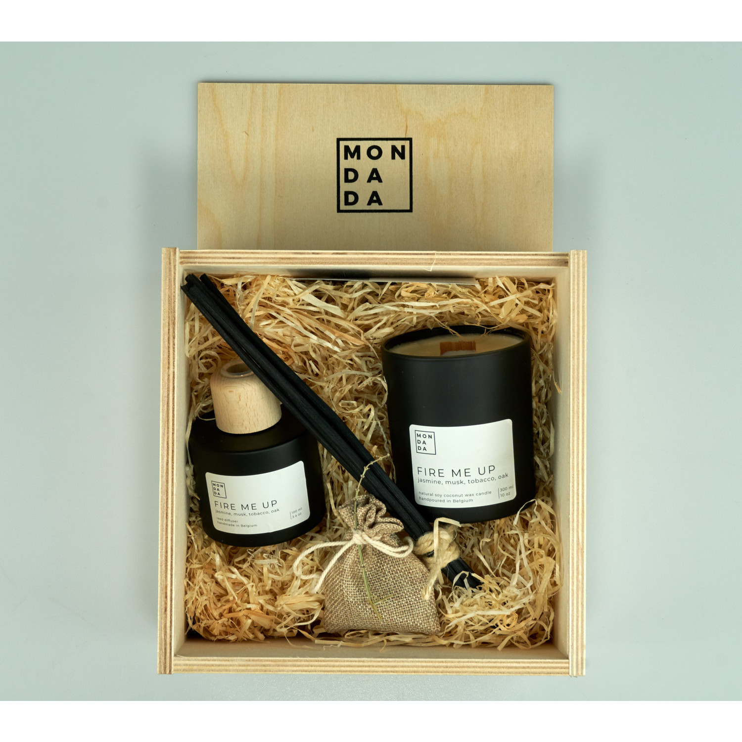 Scented Candle and Diffuser | Fire me Up