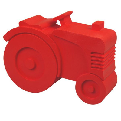 Lunchbox Traktor | Rot