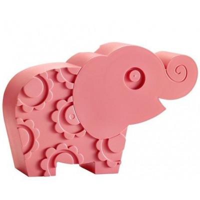 Lunchbox Elefant | Rosa