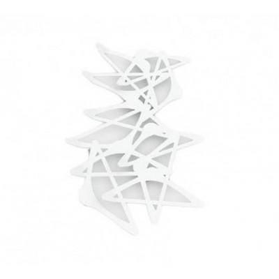 Blabla Vertikaler Kleiderbügel   Weiß