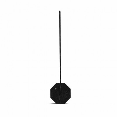 Octagon Rechargeable Desk Light   Black