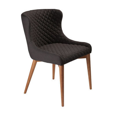 Vetro Chair | Black Walnut