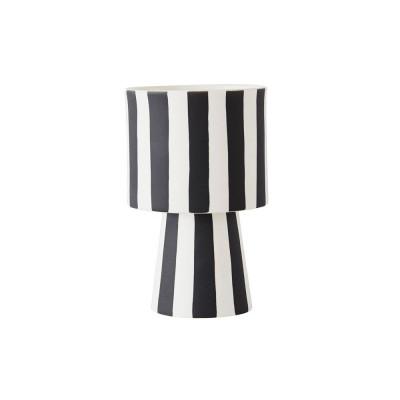 Pot Toppu Klein | Schwarz-Weiß