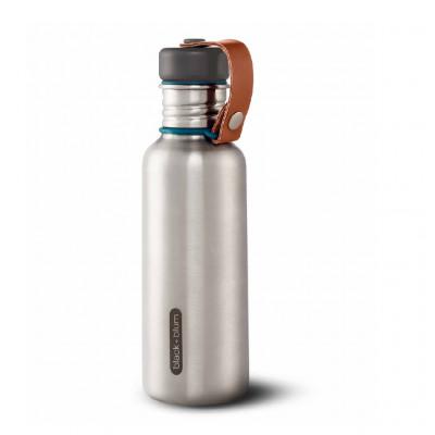 Wasserflasche Ocean 0,5L S | Metallisch
