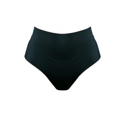 Sport Bikini-Unterteil | Schwarz
