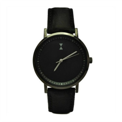 Watch | Urban Night - Black Leather