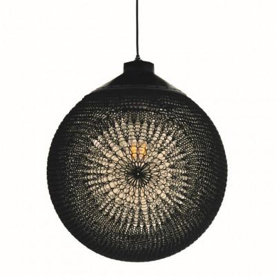 Madame Latoque Black   Hanging Lamp