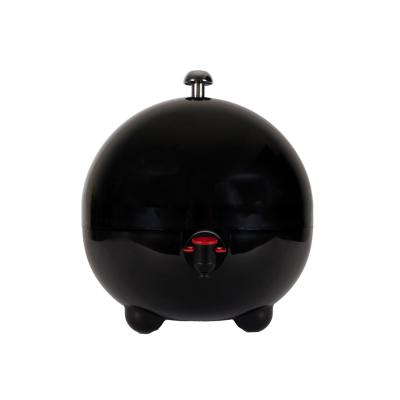 Trink-Weinkühler Maxi | Schwarz 5L