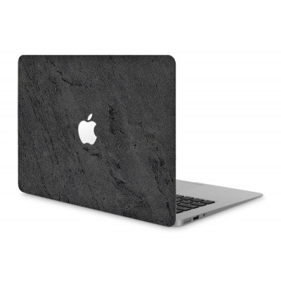 MacBook Cover   Black Stone