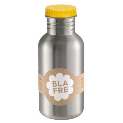 Trinkflasche Stahl | Gelb