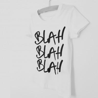 T-Shirt Kids | Blah blah blah
