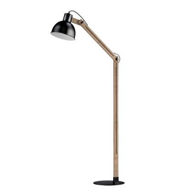 Stehlampe Eschenholz   Bianca