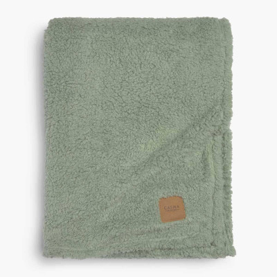 Decke Tedy | Grün