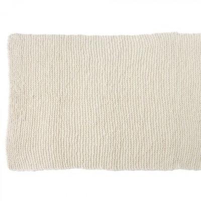 Blanket Garter | White
