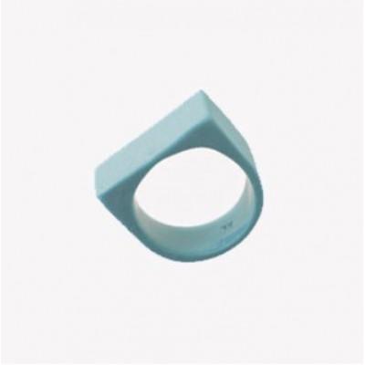 Ringmatte flach | Blau