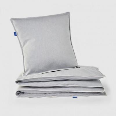 Bettbezug und Kissen   Denim