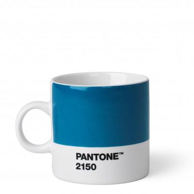 Espresso-Tasse   Blau