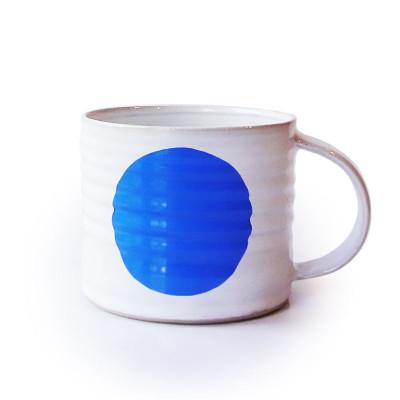 DOT Becher   Blau