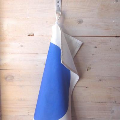 Geschirrtuch (2er Set)   Blau