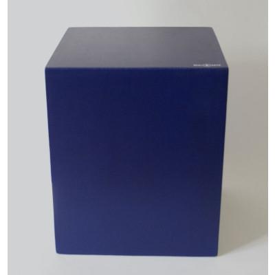 Auf allem Würfel sitzen | Blau