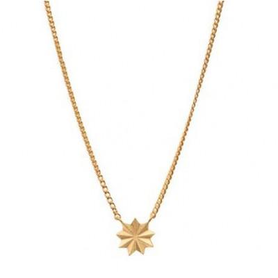 Halskette Bloom | Gold